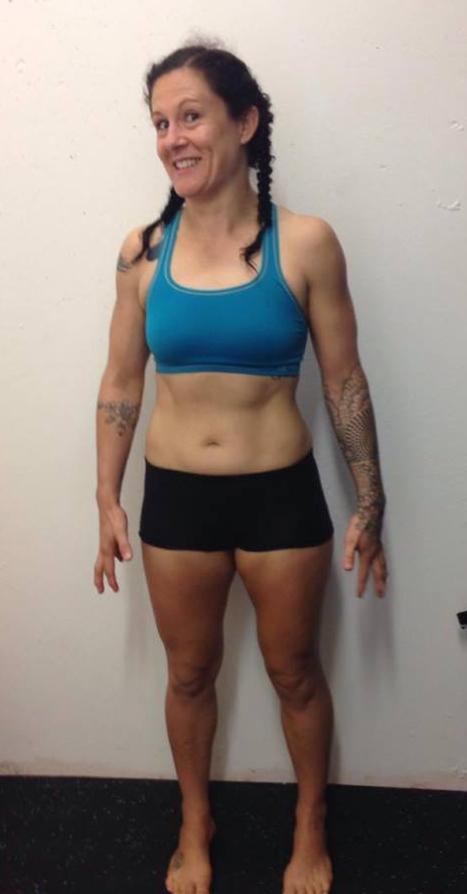 64kg. -Week 5