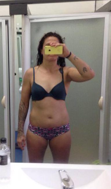 64kg - Week 1